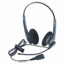 GN 2015STNB Cord SoundTube Over-Head Standard Telephone Headset