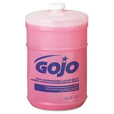 Thick Pink Antiseptic Lotion Soap - 1 Gallon / 4 per Carton