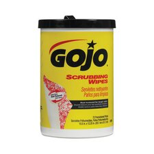 <strong>GOJO Industries</strong> Duty Scrubbing Wipes (72 Per Canister)