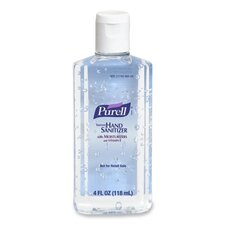 Purell Hand Sanitizer, 4 oz., Portable
