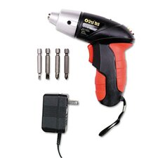 <strong>GREAT NECK</strong> 4.8V Cordless Screwdriver