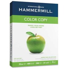 <strong>Hammermill</strong> Color Copy Paper, 98 Brightness, 32Lb, 500/Ream