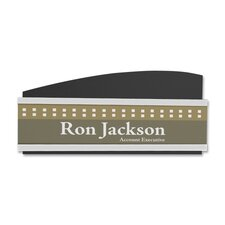 Name Plate Sign Holder