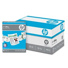 Office Copy/Laser/Inkjet Paper, 92 Brightness, 20lb, Letter, 5,000 Sheets