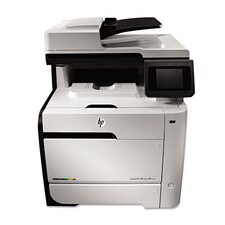 Laserjet Pro 300 Color Mfp M375Nw Wireless Multifunction Laser Printer