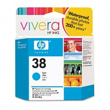 OEM Ink Cartridge, 480 Page Yield, Cyan