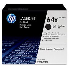 <strong>HEWLETT PACKARD SUPPLIES</strong> OEM Toner, 48000 Page Yield, Black