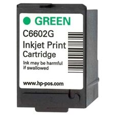 OEM Ink Cartridge, 7 Page Yield, Green