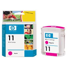 OEM Ink Cartridge, 2000 Page Yield, Magenta
