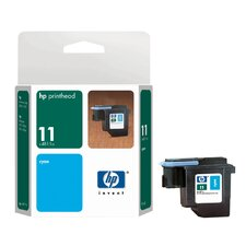 OEM Ink Cartridge, 24000 Page Yield, Cyan