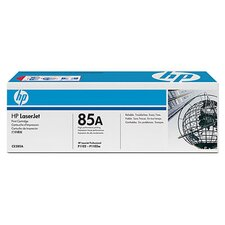 CE285A OEM Toner Cartridge, 1600 Page Yield, Black
