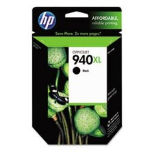 OEM Ink Cartridge, 2200 Page Yield, Black