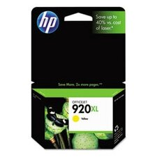OEM Ink Cartridge, 700 Page Yield, Yellow