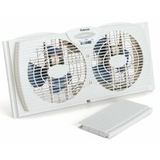 Twin Window Fans