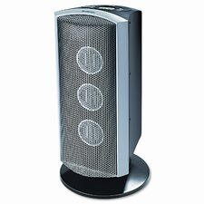 Holmes Triple Ceramic Tower Space Heater with Auto Shut-Off