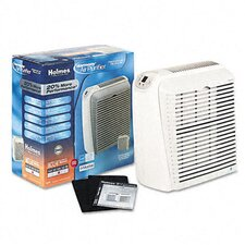 <strong>Holmes®</strong> Hepa/Carbon Odor Air Purifier, 418 Sq Ft Room Capacity