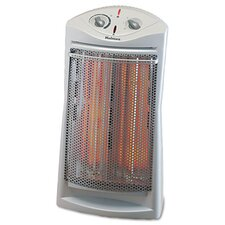 <strong>Holmes®</strong> Holmes Prismatic Quartz 1,000 Watt Tower Electric Space Heater with Auto Shut-Off
