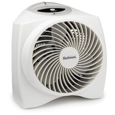 Whisper Quiet Fan Forced Compact Space Heater with Thermostat