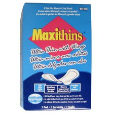 Maxithins Ultra-Thin Pads