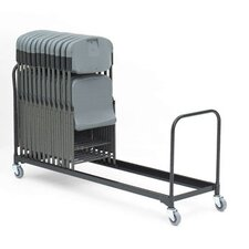 "96"" Folding Chair Cart"