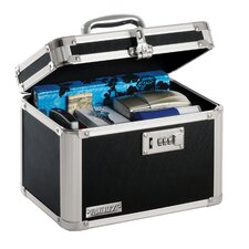 Vaultz Locking Small Storage Box