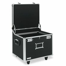 Vaultz Lock Mobile File Chest Storage Box