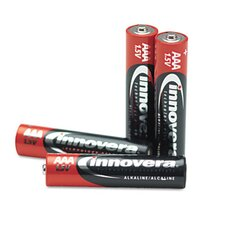 Alkaline Battery, 24/Pack