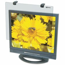 "Protective Antiglare LCD Monitor Filter fits 17"" Lcd Monitors"