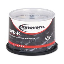 DVD-R Disc, 50/Pack