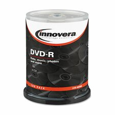 DVD-R Disc, 100/Pack