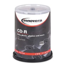 <strong>Innovera®</strong> CD-R Disc, 100/Pack