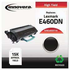 E460DN Black Laser Toner