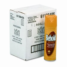 Professional Behold Furniture Polish, 6 16oz Aerosol Cans/ctn