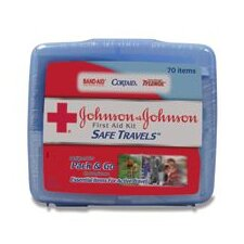 <strong>Johnson & Johnson</strong> Travels™ First Aid Kit