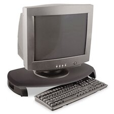 CRT/LCD Stand with Keyboard Storage