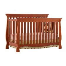 Carrara Fixed Side Convertible Crib