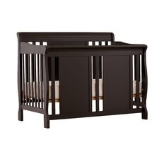 <strong>Storkcraft</strong> Verona Fixed Side Convertible Crib