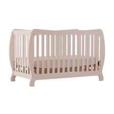 <strong>Storkcraft</strong> Monza II Fixed Side Convertible Crib