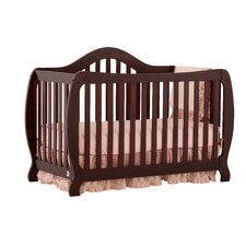 <strong>Storkcraft</strong> Monza Fixed Side Convertible Crib