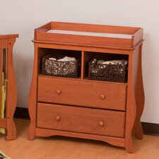 Carrara 2 Drawer Change Table