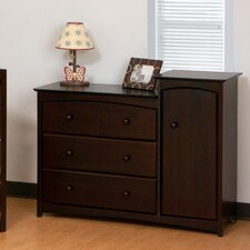 Beatrice 3-Drawer Combo Tower
