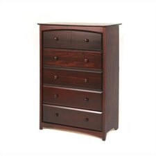 <strong>Storkcraft</strong> Beatrice 5-Drawer Chest