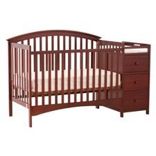 Bradford Fixed Side Convertible Crib and Changer
