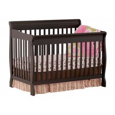 <strong>Storkcraft</strong> Modena Fixed Side Convertible Crib