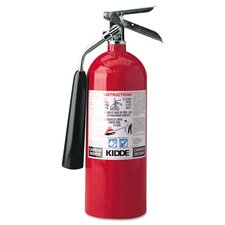 Proline Pro 5 Carbon Dioxide Fire Extinguisher