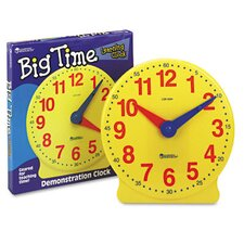 Big Time Clocks 12-Hour Demonstration Clock