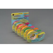 Removable Highlighter Tape