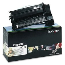 10B042K High-Yield Toner, 15000 Page-Yield