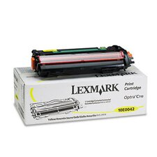 10E0042 Laser Cartridge, Yellow