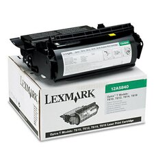 12A5840 Toner Cartridge, 10000 Page-Yield
